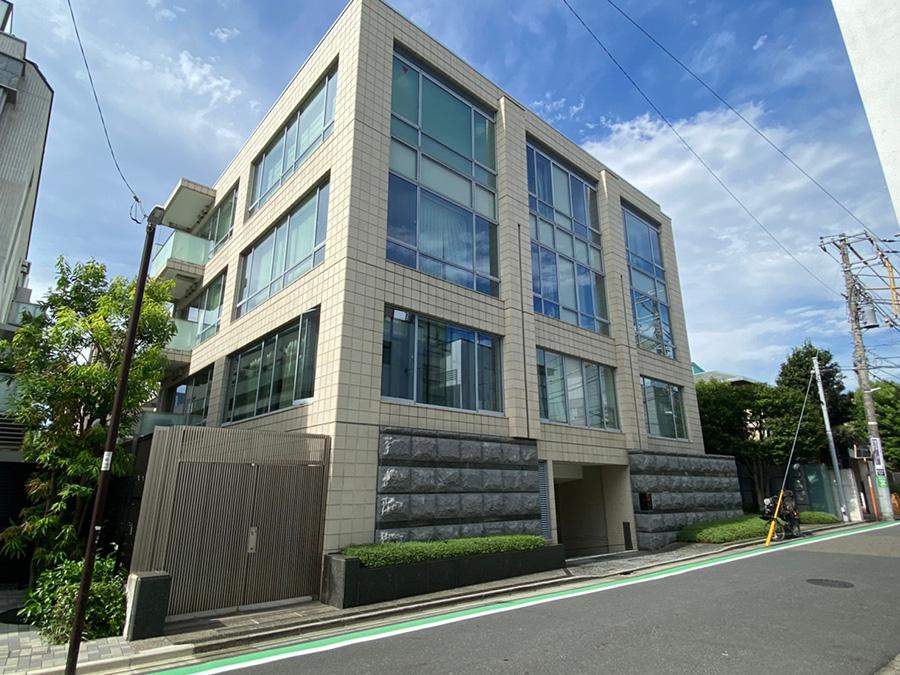 パークマンション代官山